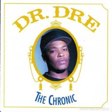 CDs de Música: DR. DRE - THE CHRONIC (1 TEMA EXTRA). Lote 243219660