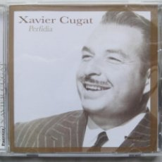 CDs de Música: XAVIER CUGAT. PERFIDIA. CD PAZZAZZ 1PAZZ021-2. GERMANY 2004. COMPILATION.. Lote 243236225