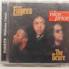 CDs de Música: CD FUGEES, THE SCORE. Lote 243280175