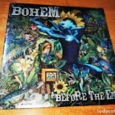 CDs de Música: BOHEM BEFORE THE END CD ALBUM PROMO CARTON PRECINTADO CONTIENE 12 TEMAS POP ROCK NORUEGA RARO. Lote 243321550