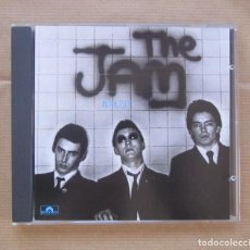 CDs de Musique: THE JAM-IN THE CITY-CD-NO IFPI. Lote 243333485