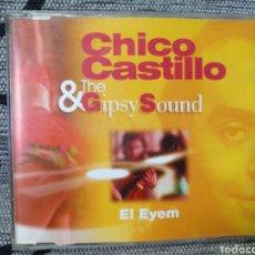CDs de Música: CHICO CASTILLO - THE GIPSY SOUND. Lote 243341340
