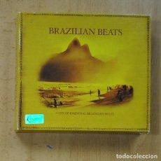 CD de Música: VARIOS - BRAZILIAN BEATS - 3 CD. Lote 243344505
