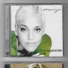 CDs de Música: LOTE 3 CDS ALBUMS MARIZA KATIA GUERREIRO AMALIA RODRIGUES FADO FOLK MUSICA PORTUGAL ED. LIMITADA VER. Lote 243350165