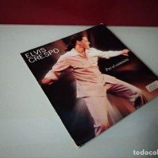 CDs de Musique: ELVIS CRESPO / POR EL CAMINITO (CD SINGLEPROMO CARTON 2000). Lote 243369375