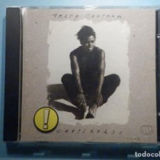 CDs de Música: CD - COMPACT DISC - TRACY CHAPMAN - CROSSROADS. Lote 243406975