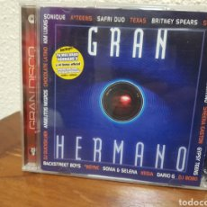 CDs de Música: CD GRAN HERMANO 2001 2CDS. Lote 243412880