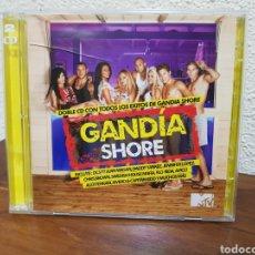 CDs de Música: CD GANDÍA SHORE 2CDS. Lote 243413385