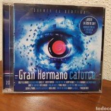 CDs de Música: CD GRAN HERMANO 14 2CD'S. Lote 243413665