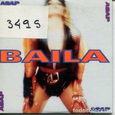 CDs de Música: ASAP / BAILA (CD SINGLE CARTON 1995)). Lote 243527185