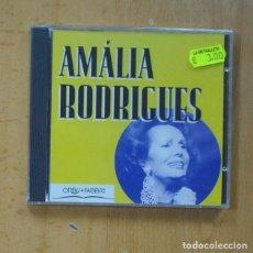CDs de Música: AMALIA RODRIGUES - AMALIA RODRIGUES - CD. Lote 243535755