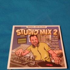 CDs de Música: STUDIO MIX 2 MIXED BY JAVI VALLEGAS CD PRECINTADO. Lote 238368035