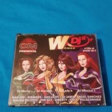 CDs de Música: WOMEN DJ'S 4CD DJ MARTA REMEMBER DANCE. Lote 243552165