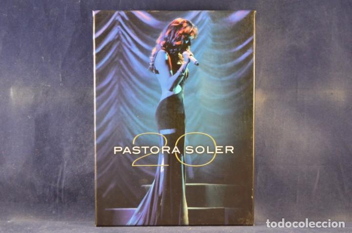 PASTORA SOLER - 20 - 3 CD + DVD (Música - CD's Pop)