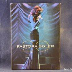 CDs de Música: PASTORA SOLER - 20 - 3 CD + DVD. Lote 243565895