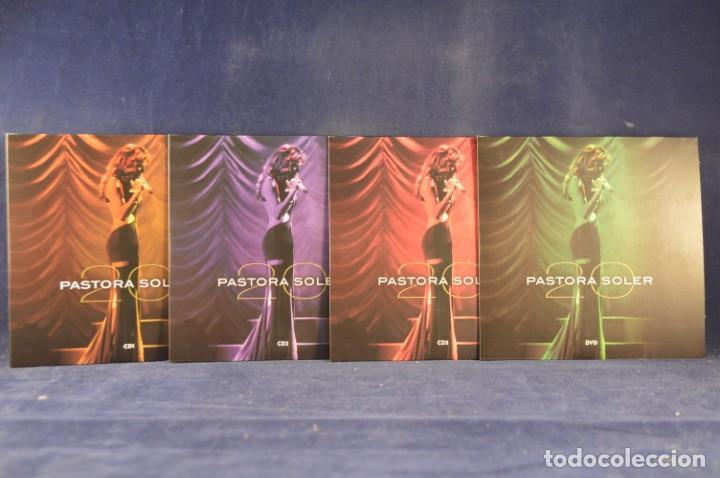 CDs de Música: PASTORA SOLER - 20 - 3 CD + DVD - Foto 3 - 243565895