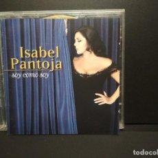 CDs de Música: ISABEL PANTOJA - SOY COMO SOY - 2 X CD PEPETO. Lote 243567330