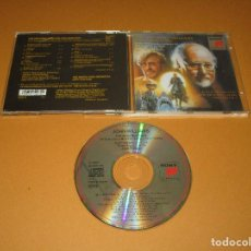 CDs de Música: THE SPIELBERG / WILLIAMS COLLABORATION - CD - SK 45997 - SONY MUSIC - CLASSICAL. Lote 243611555