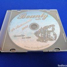 CDs de Música: DISCOTECA BOUNTY SALER 39 ANIVERSARIO DJ JAVI 2007. Lote 243612270