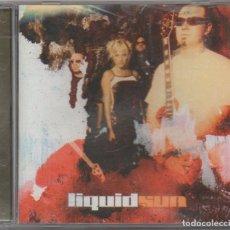 CD di Musica: LIQUIDSUN - FELL THE LIQUID SUN / CD ALBUM DEL 2003 / MUY BUEN ESTADO RF-9108. Lote 243613820