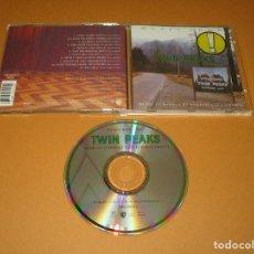 CDs de Música: MUSIC FROM TWIN PEAKS - CD - 7599-26316-2 - WARNER BROS - MUSIC COMPOSED BY ANGELO BADALAMENTI. Lote 243615385