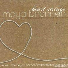 CDs de Música: MOYA BRENNAN - HEART STRINGS. CD. Lote 243617790