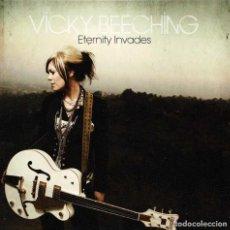 CDs de Música: VICKY BEECHING - ETERNITY INVADES. CD. Lote 243622530