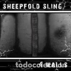 CDs de Música: SHEEPFOLD SLING - 4 WALLS. Lote 243625205