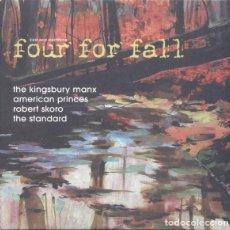 CDs de Música: FOUR FOR FALL - VARIOS. Lote 243626470