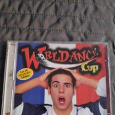 CDs de Música: CD ALBUM - WORLDANCE CUP - LOS 30 PELOTAZOS DANCE -. Lote 243627090