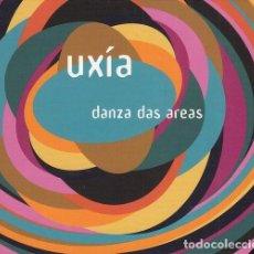 CDs de Música: UXIA - DANZA DAS AREAS - CD IMPECABLE INCLUYE 14 CANCIONES EDICION CON 10 DUETOS. Lote 243642815