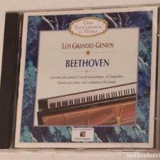 CDs de Música: CD GRAN ENCICLOPEDIA DE LA MUSICA Nº 8 - BEETHOVEN. TIEMPO. Lote 243668335