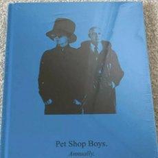 CDs de Música: PET SHOP BOYS - ANNUALLY 2020 & BEAUTIFUL LAUNDRETTE CD NEW SEALED. PRECINTADO.. Lote 243668565