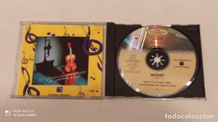 CDs de Música: CD GRAN ENCICLOPEDIA DE LA MUSICA Nº 7 - MOZART. TIEMPO - Foto 2 - 243668740