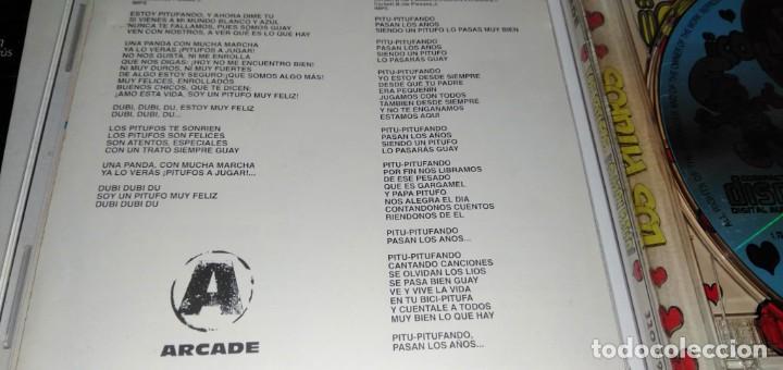 CDs de Música: Corazón Pitufo - Foto 2 - 243669105