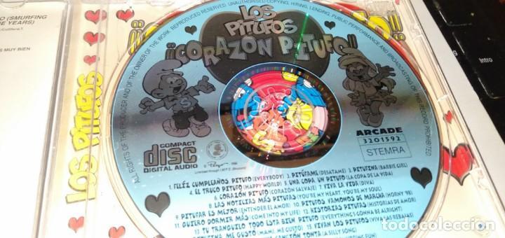 CDs de Música: Corazón Pitufo - Foto 3 - 243669105