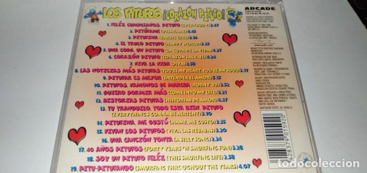 CDs de Música: Corazón Pitufo - Foto 4 - 243669105
