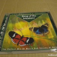 CDs de Música: THE CALL OF NATURE SONG OF THE MEADOW-DESCATALOGADO. Lote 243679920