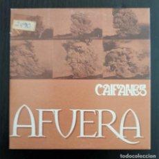 CDs de Música: CAIFANES – AFUERA. Lote 243778485