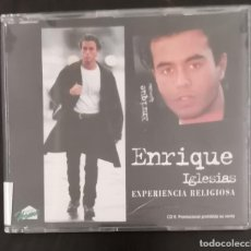 CDs de Música: ENRIQUE IGLESIAS – EXPERIENCIA RELIGIOSA. Lote 243779610