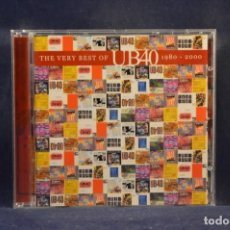 CDs de Música: UB40 ‎- THE VERY BEST OF UB40 1980 - 2000 - CD. Lote 243798215