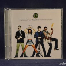 CDs de Música: THE BRAND NEW HEAVIES - BROTHER SISTER - CD. Lote 243801500