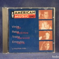 CDs de Música: VARIOUS ‎- NEW AMERICAN MUSIC VOLUMEN UNO - CD. Lote 243803880