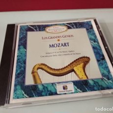 CDs de Música: CD MOZART LOS GRANDES GENIOS GRAN ENCICLOPEDIA DE LA MUSICA Nº 6 ALFA DELTA. Lote 243804015