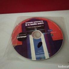 CDs de Música: FERNANDO ECHAVARRIA Y LA FAMILIA ANDRÉ:DONDE E´QUE E´ + ALLI SE ESCONDE TU VENENO 2 CDSINGLES X UNO!. Lote 243805230
