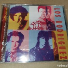 CDs de Música: LOS RODRIGUEZ SIN DOCUMENTOS + DIRECTO LAS VENTAS 96 2004 CD PRECINTADO ANDRES CALAMARO ARIEL ROT. Lote 243807775