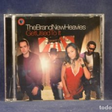 CDs de Música: THE BRAND NEW HEAVIES - GET USED TO IT - CD. Lote 243809350