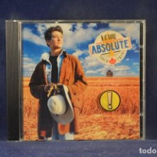 CDs de Música: K.D. LANG AND THE RECLINES - ABSOLUTE TORCH AND TWANG - CD. Lote 243815515