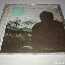 CDs de Música: 0221- STEVE TURNER SEARCHING FOR MELODY CD / DISCO ESTADO NUEVO. Lote 243818970