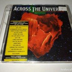 CDs de Música: 0221- ACROSS THE UNIVERSE MUSIC FROM MOTION PICTURE CD / DISCO ESTADO NUEVO. Lote 243819230